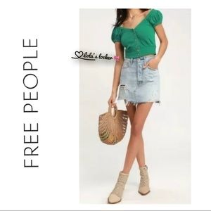 Free People Brighter Days Top